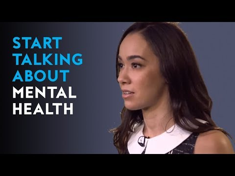 AJ Mendez Brooks: Start conversations about mental health