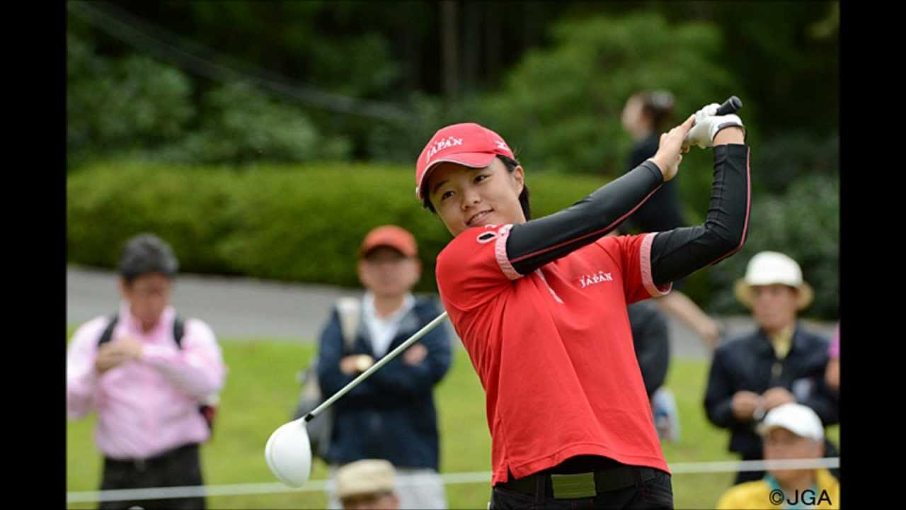 45Th Japan Womens Open Golf Championship - Youtube-8234