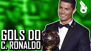 TOP 10 GOLS DO CRISTIANO RONALDO - FRED +10