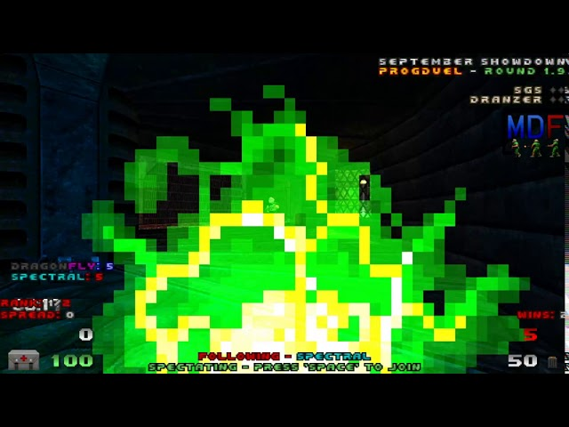 Multiplayer Doom Federation - September Showdown - Group Stage 1