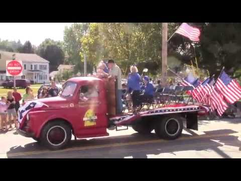 Pelham Old Home Day Parade 2015
