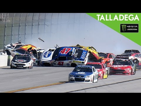 Monster Energy NASCAR Cup Series- Full Race -Geico 500