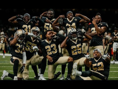 91f5bb79e New Orleans Saints - Choppa Style 18-19 - YouTube