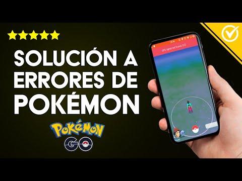 Solución: Error Pokémon Go se ha Detenido o se Cierra solo o Cuando no Carga el mapa