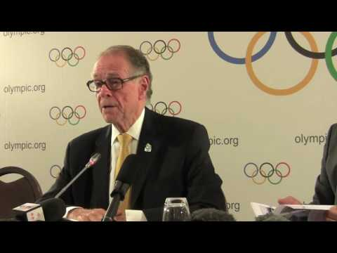 Rio 2016 OC President Nuzman