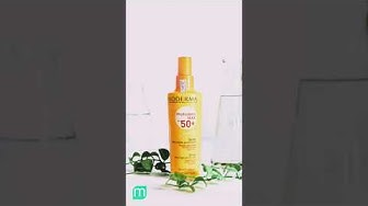 ♡ Swatch & Review ♡ Xịt Chống Nắng Bioderma Photoderm Max Spray SPF 50+ ♡ Mint Cosmetics ♡