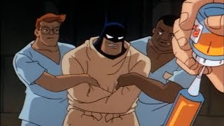 You're Batman! No Problems! This Is Being Treated!
