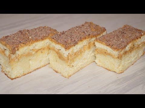 Пирожные бисквитные в домашних условиях