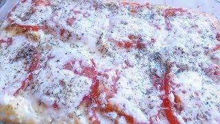 Savory Mozzarella Bread Pudding