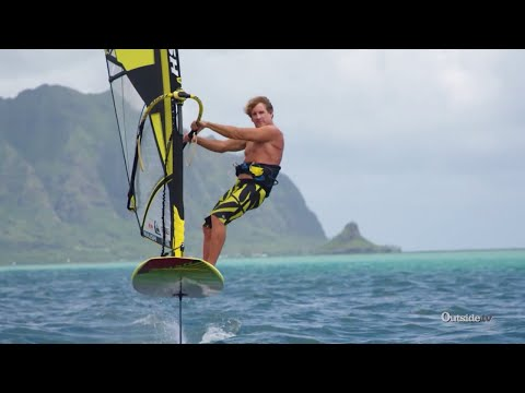 Kai Lenny & Robby Naish on the Foil Revolution   In the Zone
