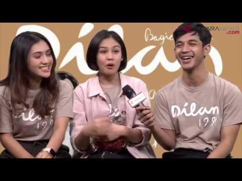 "ANTARANEWS - Bincang Bersama Pemain Film ""Dilan 1991"""