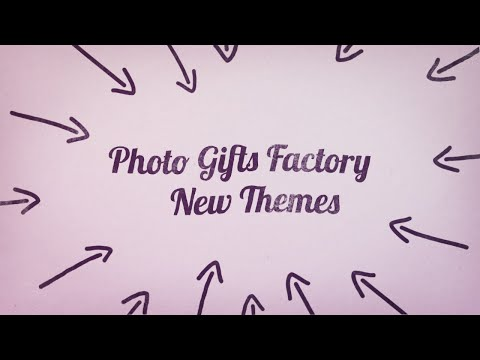 Photo Gifts Factory New Themes