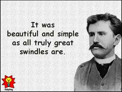 Creative Quotations fr...O Henry's Life
