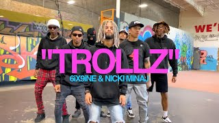 """TROLLZ"" - 6ix9ine & Nicki Minaj 