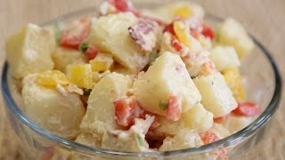 Blue Cheese Potato Salad!