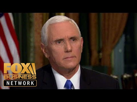 Live: Pence speaks at AIPAC Conference