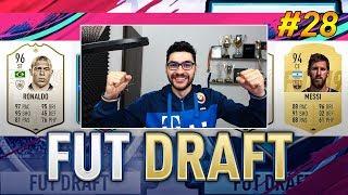 GHINION IN DRAFT SI NOROC LA PACHETE - FIFA 19 DRAFT SPRE GLORIE #28
