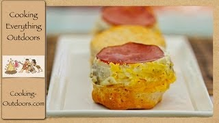 Bacon And Egg Breakfast Boats | Grill Dome