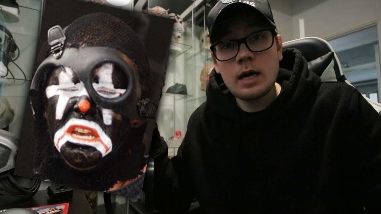 Slipknot Sid Wilson Israeli Gas Mask - CONVERSION