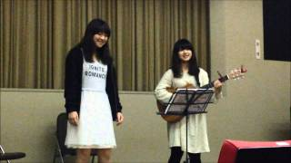 Twitter:nonnchann__0912 新歓ライブでの動画です!