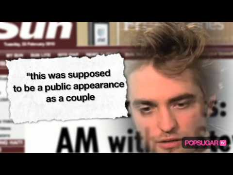 Robert Pattinson And Kristen Stewart Dating PSR 20100223a