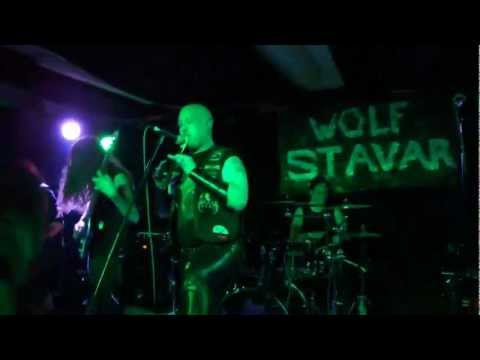 Complete concert - WOLFSTAVAR - live (12.10.2012 Leipzig, Bandhaus) HD