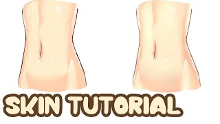Tutorial- Skin Shading - Clip Studio Paint/Manga Studio 5
