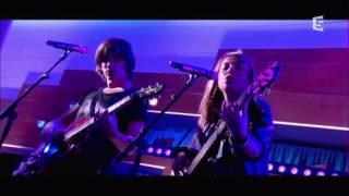 David Hallyday, en Live - C à vous - 25/11/2016