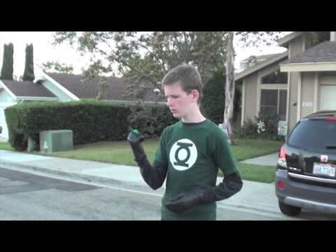 Emerald—A Green Lantern Fan Film
