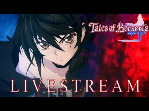 Tales of Berseria - Live Let's Play #1 [PS4, Full 1080p HD]