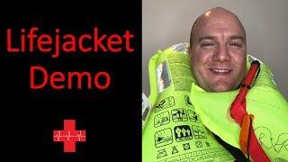 Life jacket Deployment - Inflation - Demo