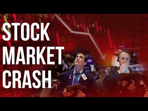 Morgan Stanley: A Destructive Stock Market Crash Is On The Horizon