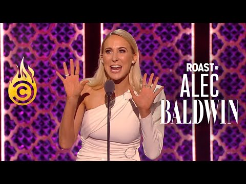 Nikki Glaser Slams Alec Baldwin's Family Life (Full Set) - R