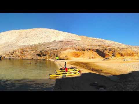 Sea Kayak Croatia - Rab - Short version
