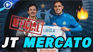 OFFICIEL : Pol Lirola devient la 1ere recrue de l'OM | Journal du Mercato