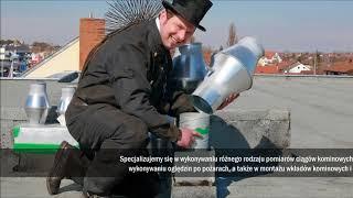 Czyszczenie przewodów kominowych Ryki Usługi Kominiarskie Kujawski