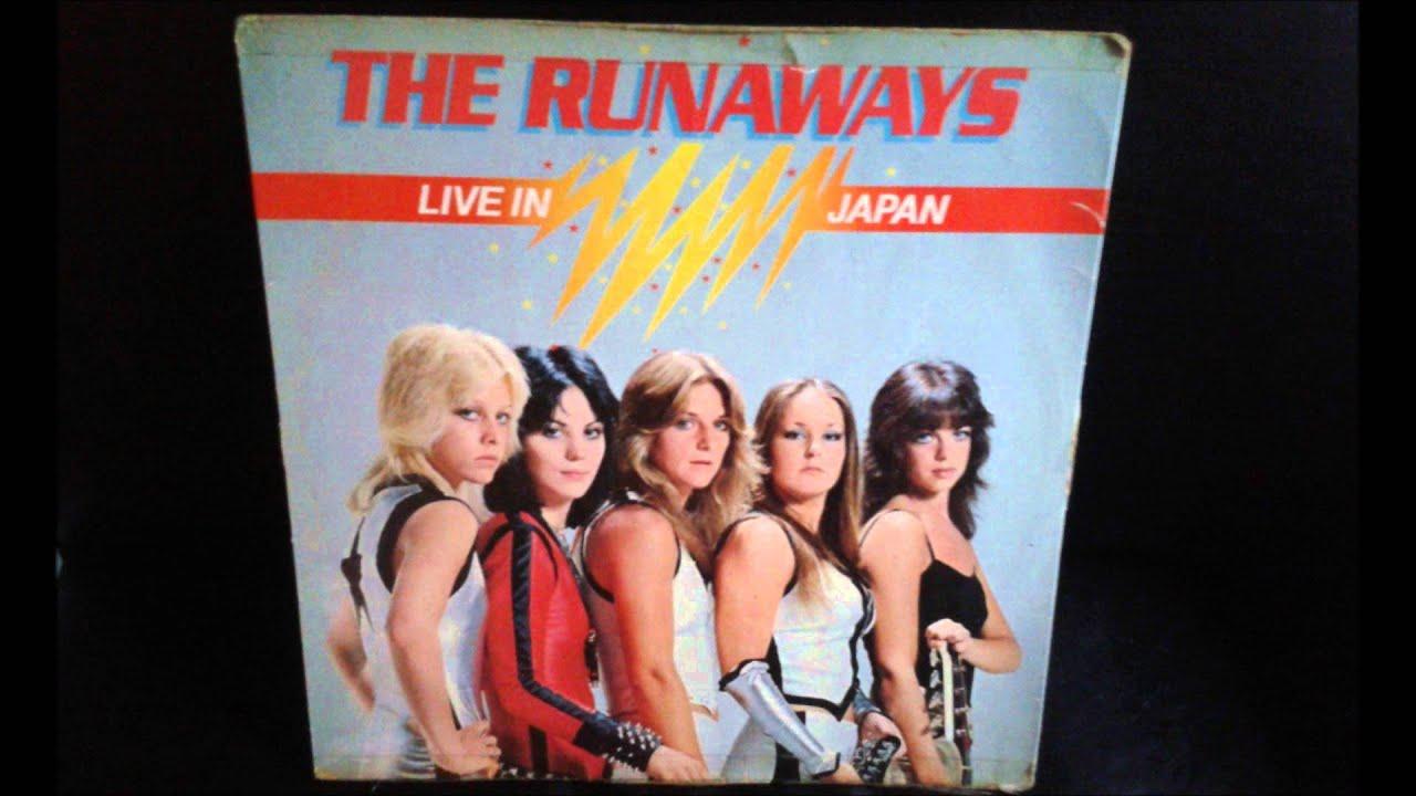 The Runaways Live In Japan Full Vinyl Album Youtube