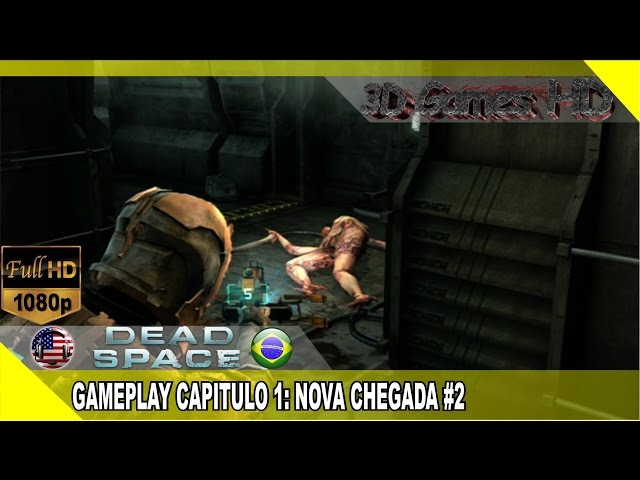 Dead Space Chapter 1: New Arrivals # 2 | 1080p