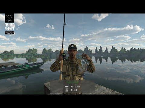 Fishing Planet - San Joaquin Delta - California - Trophy Bluegill