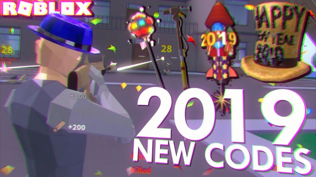 2019 NEW YEARS UPDATE & CODES in ROBLOX STRUCID (CRAZY 38 ...
