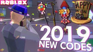 2019 NEW YEARS UPDATE & CODES in ROBLOX STRUCID (CRAZY 38 KILL GAME)
