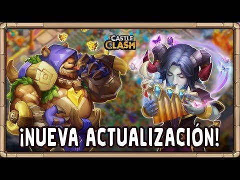 Resumen De La Nueva ACTUALIZACIÓN De Castle Clash