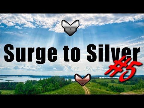 Surge to Silver E5. - A Slow Push
