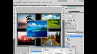 Уроки Фотошопа - Как сделать коллаж в фотошопе
