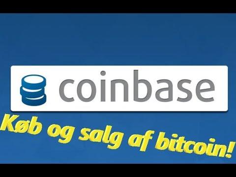 Er Coinbase Godt Til Salg Og Køb Af Bitcoin?