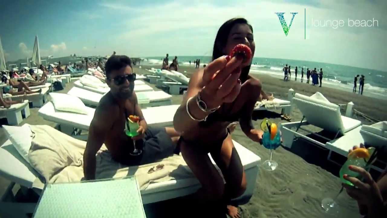V Lounge Beach Aperitif 2013 Youtube