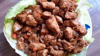 Филе индейки в бальзамическом уксусе - Вкусно Легко Полезно