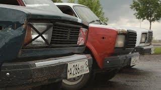 Электро Жигули своими руками! 8я серия - #Жигулесла против бензиновых собратьев!