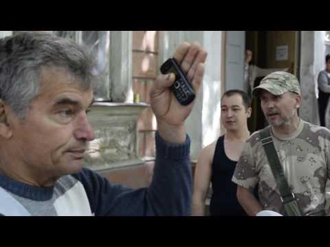 Николай Волошин о разгроме офиса афганцев в Николаеве