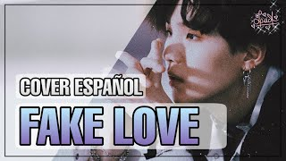 FAKE LOVE (BTS) • Cover Español Latino •【LucA & TRICKCODE】💕